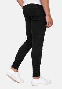 Threadbare - NATHAN - Pantalones deportivos - black - 2