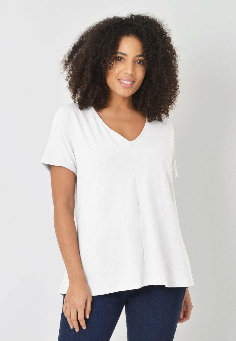 Live Unlimited London - Basic T-shirt - white