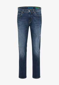 Pierre Cardin - LYON - Jeans Tapered Fit - mid blue used - 5