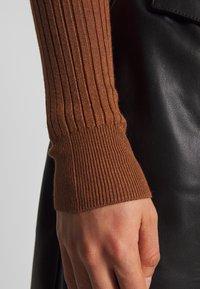 Even&Odd - Jersey de punto - light brown - 5