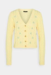 Trendyol - SARI SET - Cardigan - yellow - 1