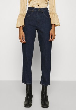 MOM  - Jeans straight leg - dark blue
