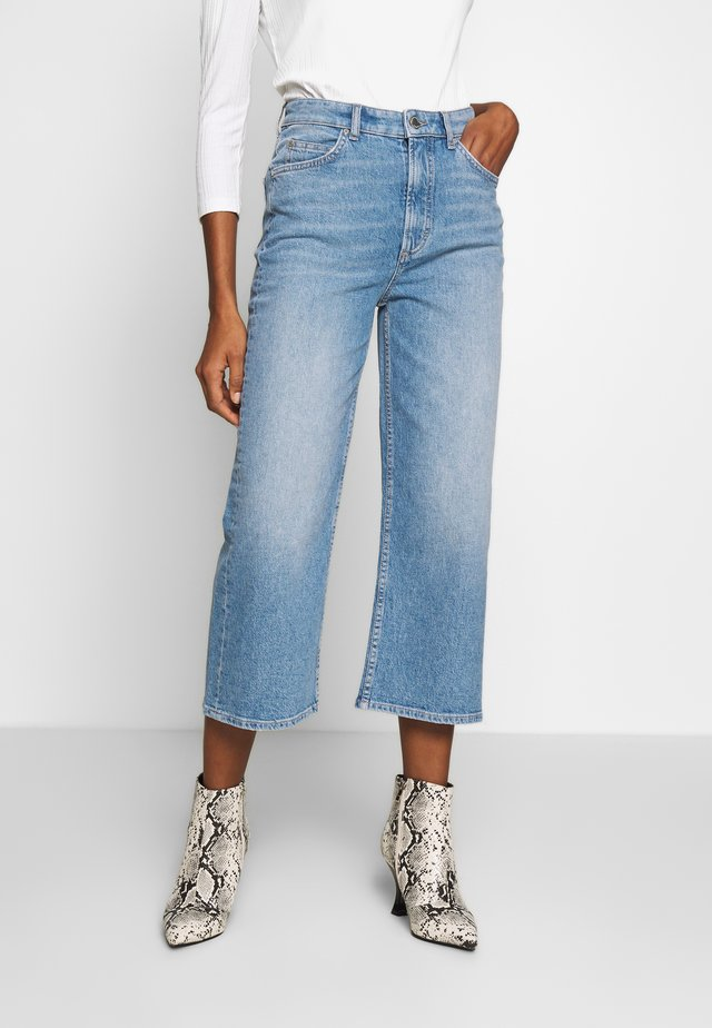TOMMA - Jeans straight leg - light summer wash