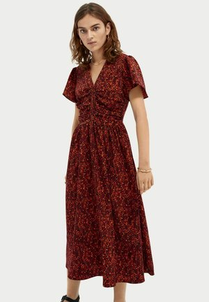 PRINTED - Day dress - combo d