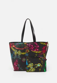 Versace Jeans Couture - SET - Tote bag - nero - 9