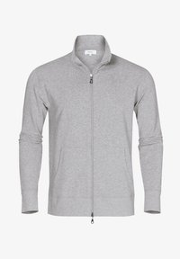 mey - MIT REISSVERSCHLUSS - Zip-up sweatshirt - grey - 4