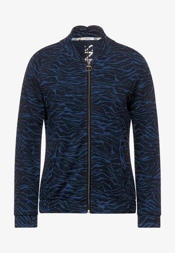 Bomber Jacket - blau