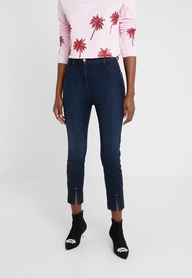 Jeans Skinny Fit - bistretch blue wash