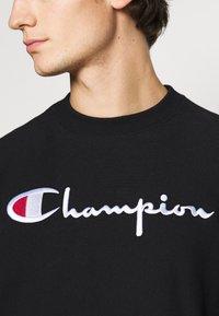 Champion Reverse Weave - CREWNECK  - Sweatshirt - nbk - 5