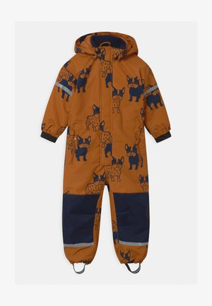UNISEX - Snowsuit - light brown