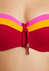 Cyell - UTOPIA PADDED WIRED - Bikini top - multi - 5