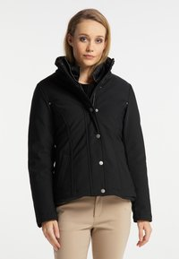DreiMaster - Winter jacket - schwarz - 0