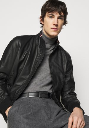 DRESS OLIVER  - Ceinture - black