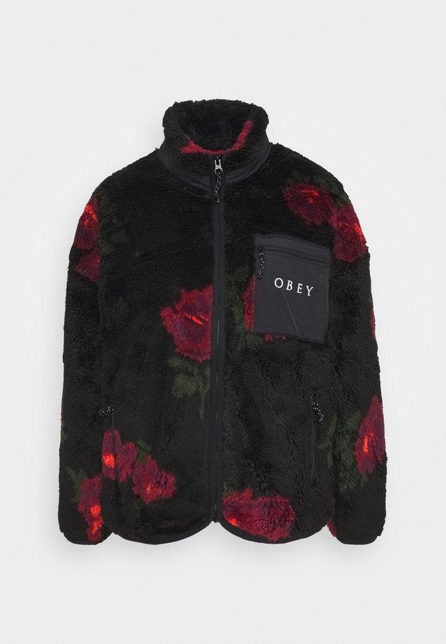 MESA SHERPA JACKET - Winter jacket - black multi