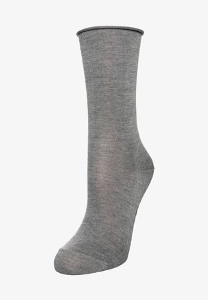 BREEZE SO - Sports socks - grey
