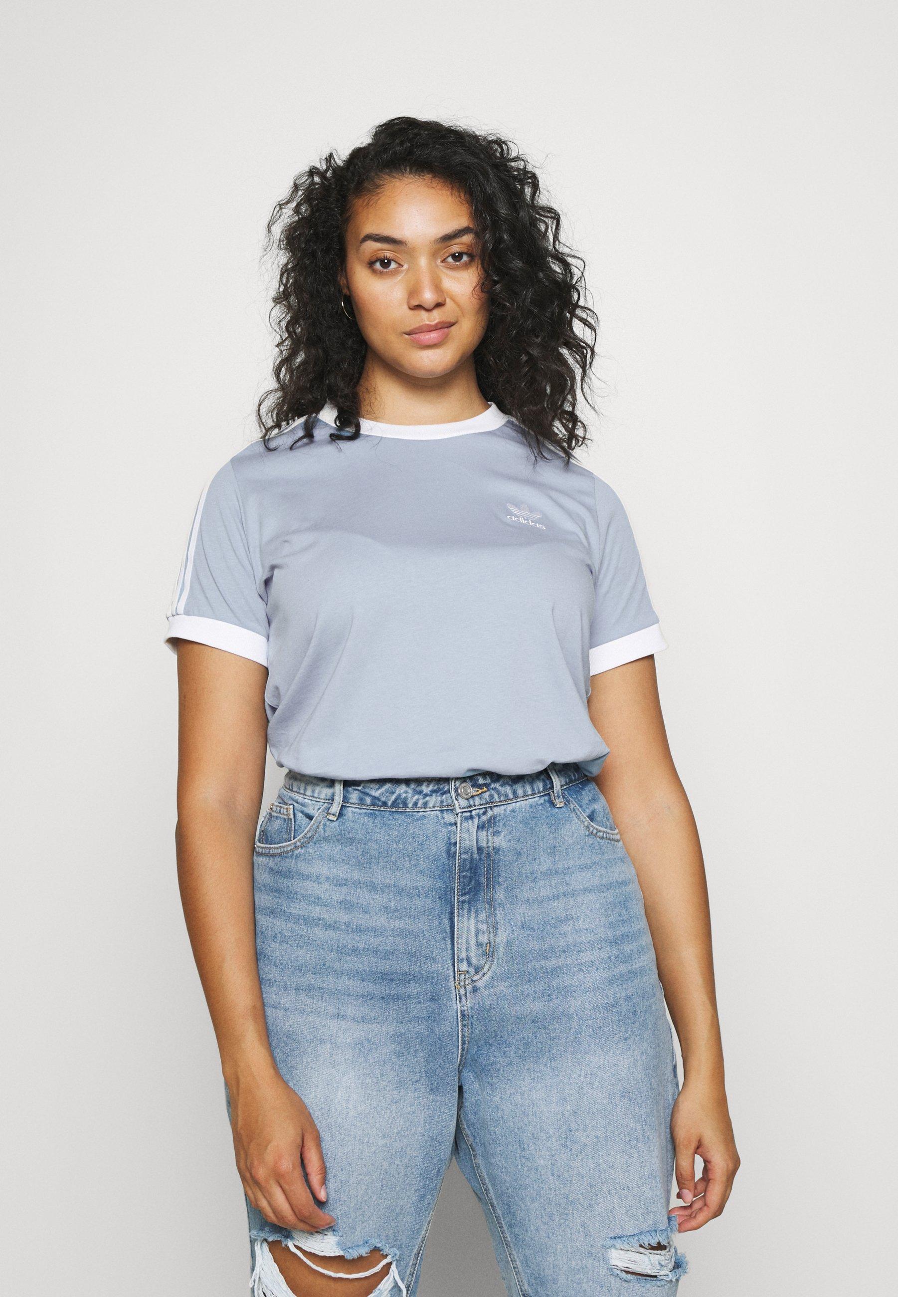 Women 3 STRIPES TEE - Print T-shirt