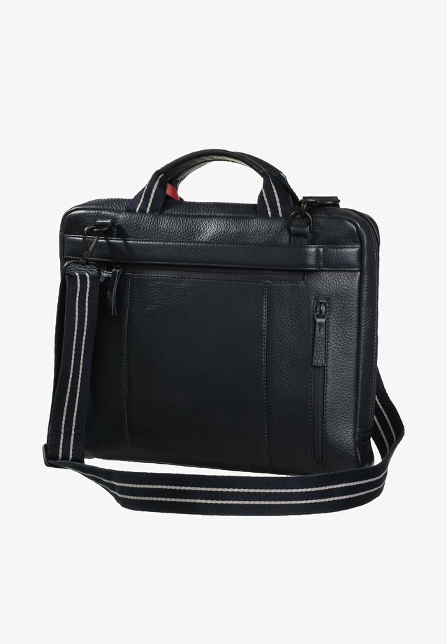 Briefcase - dunkelblau