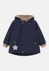 MINI A TURE - WALLY UNISEX - Krátký kabát - maritime blue - 0