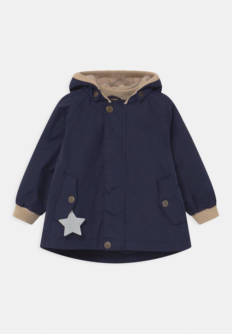 MINI A TURE - WALLY UNISEX - Krátký kabát - maritime blue