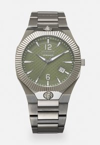 Versus Versace - ECHO PARK - Watch - gun/green - 0