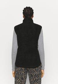 Eivy - LUMBER - Waistcoat - black - 2