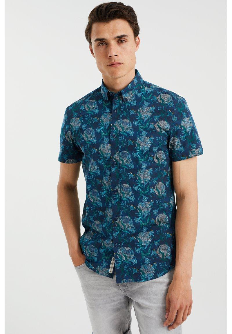 WE Fashion - Skjorta - dark blue