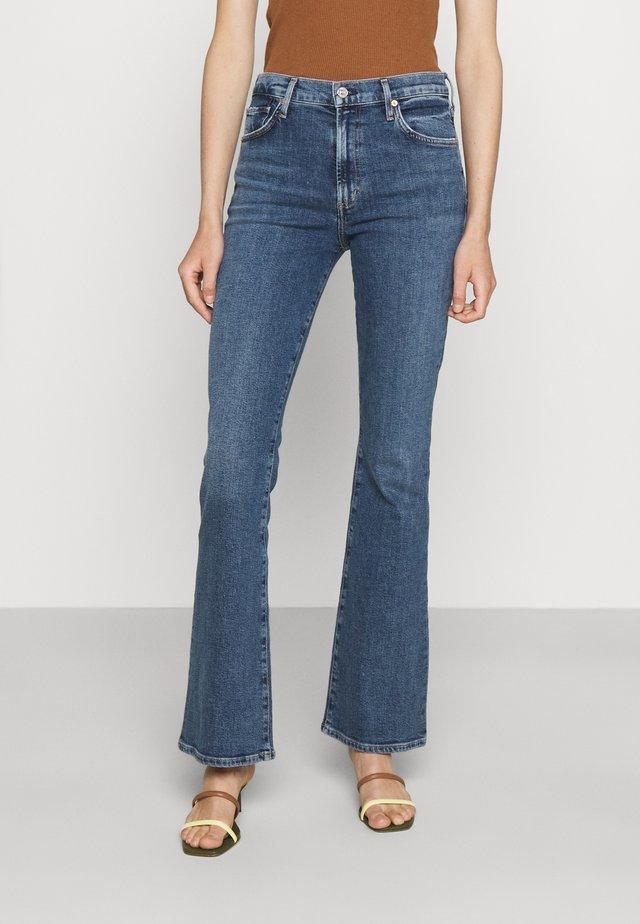 LILAH - Jeans bootcut - dance floor