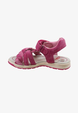 Sandals - dahlia fragola