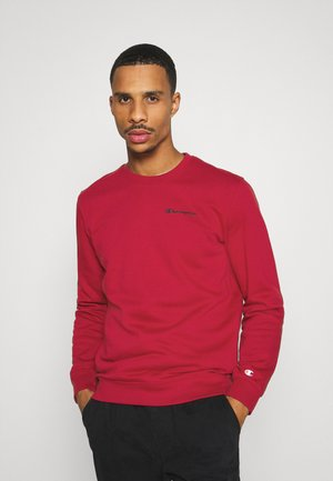 LEGACY CREWNECK - Felpa - dark red
