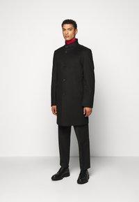 HUGO - MINTRAX - Klassinen takki - black - 0