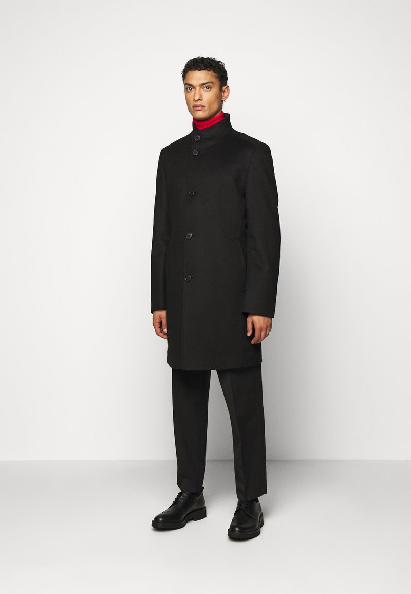 HUGO - MINTRAX - Klassinen takki - black