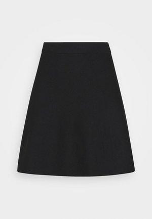OCTAVIA SKIRT - Pouzdrová sukně - black