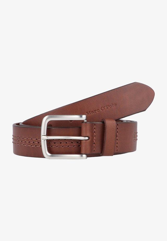 Belt - maroon