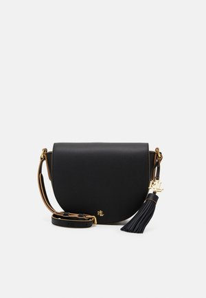 WITLEY CROSSBODY SMALL - Across body bag - black/nude