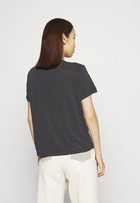 Monki - JOLINA - T-shirts - black - 2