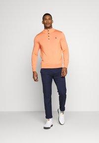 Polo Ralph Lauren Golf - LONG SLEEVE - Jumper - true orange - 1
