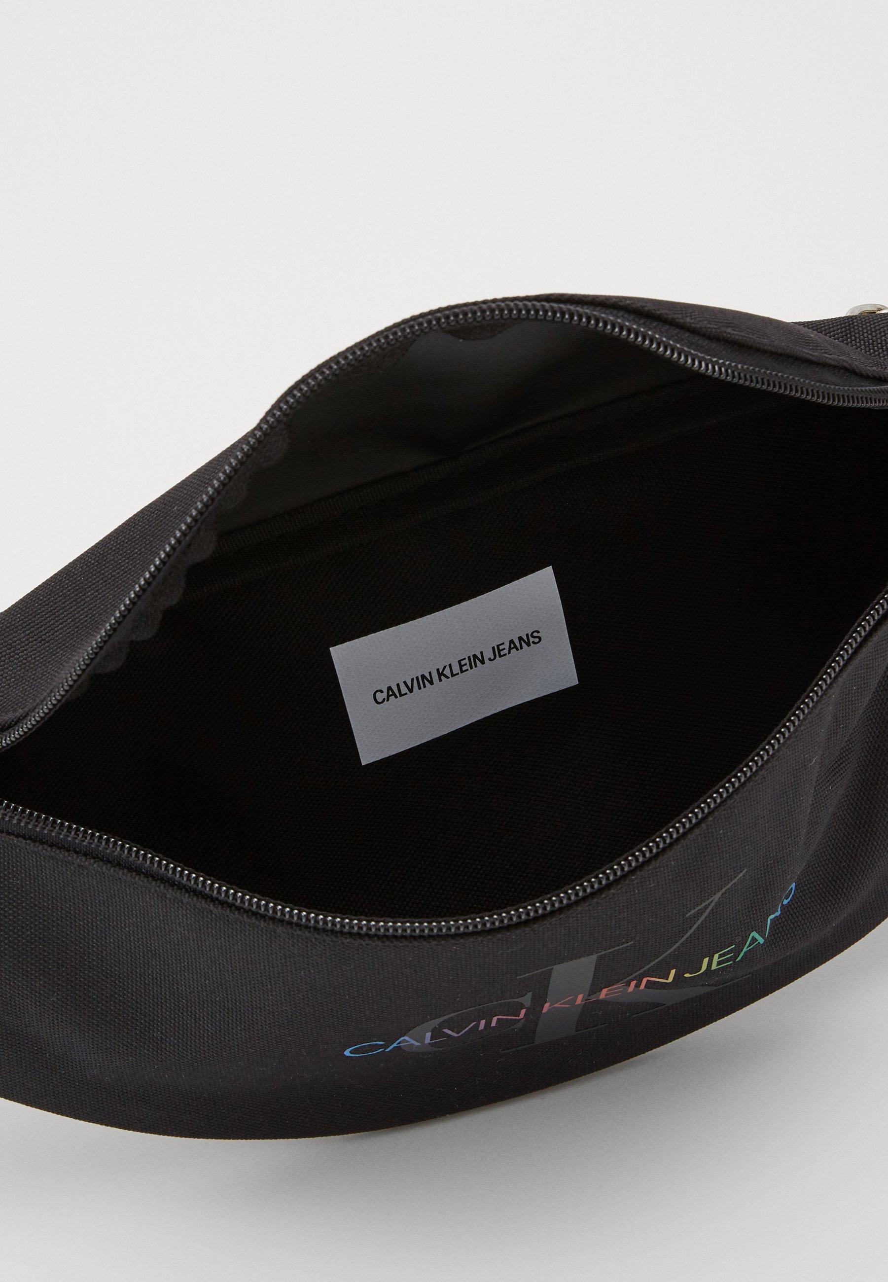 Rabatt Calvin Klein Jeans STREETPACK PRIDE - Gürteltasche - black | Damenbekleidung 2020