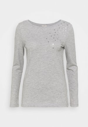 CORE  - Long sleeved top - light grey