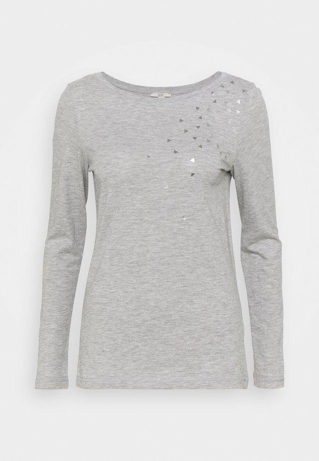 CORE  - Camiseta de manga larga - light grey