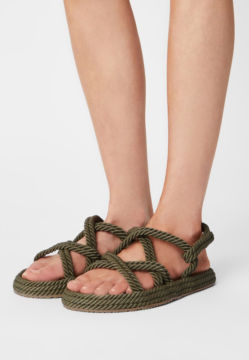 Copenhagen Shoes - SAFARI - Sandals - green