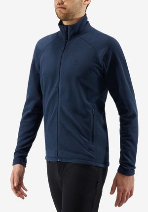 ASTRO JACKET - Fleece jacket - tarn blue