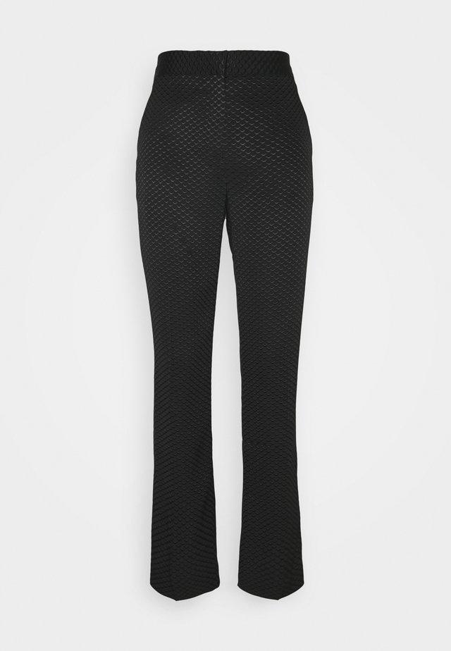 CLINT - Pantalon classique - black