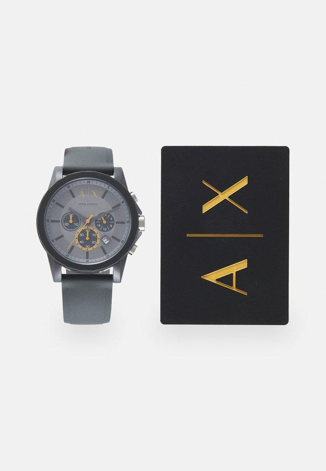 SET - Kronograf - gray