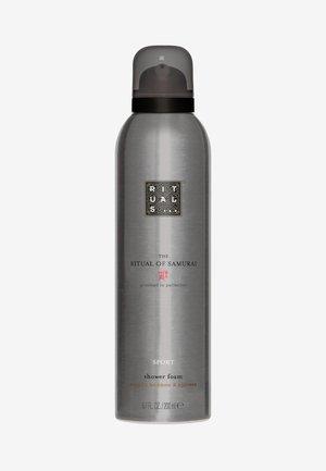 THE RITUAL OF SAMURAI FOAMING SHOWER GEL SPORT - Shower gel - -