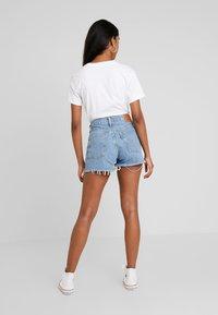Levi's® - 501® HIGH RISE SHORT - Denim shorts - flat broke - 2