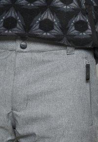 COLOURWEAR - TILT PANT - Snow pants - grey - 4