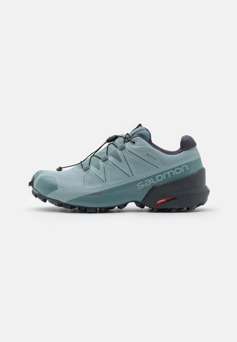 Salomon - SPEEDCROSS 5 GTX - Trail running shoes - slate/trooper/ebony