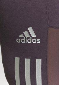 adidas Performance - GLAM - Tights - purple - 4