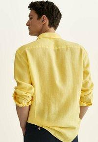 Massimo Dutti - Shirt - yellow - 1