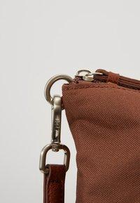 Jost - XCHANGE BAG MINI - Rucksack - midbrown - 8